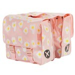 Pair of Urban Proof Rear Panniers 40L Pink Eggs
