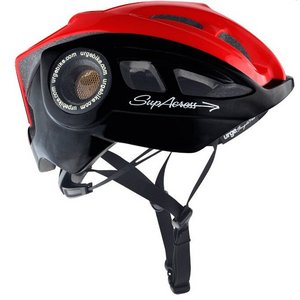 Urge Helmet SupaCross Black/Red 2016
