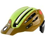 Urge Endur-O-Matic 2 MTB Helmet 2016 - Green/Brown