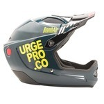 Urge BombAir Full-Face Helmet - Blue/Green