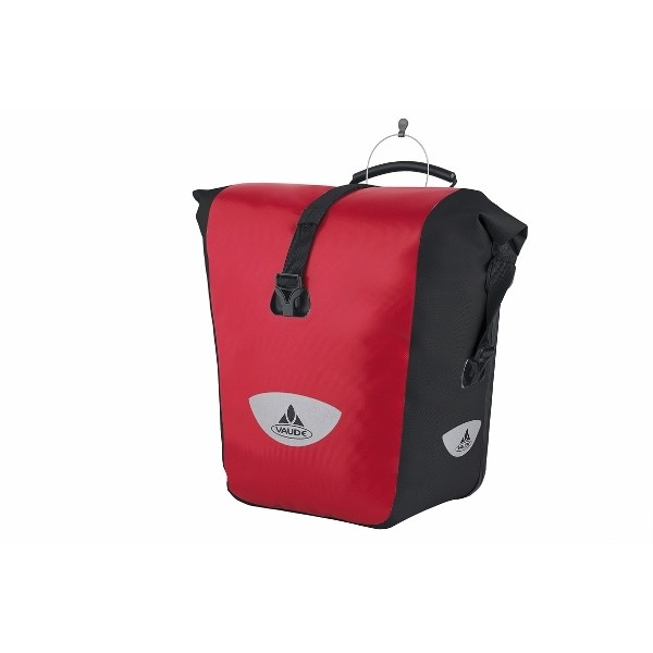 Messenger Office Bag  :: Rear Bag Vaude Aqua Back Single Red 2012 (x1)