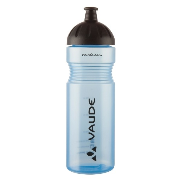 Vaude Outback Bike Bottle 750 ml - Clear/Blue