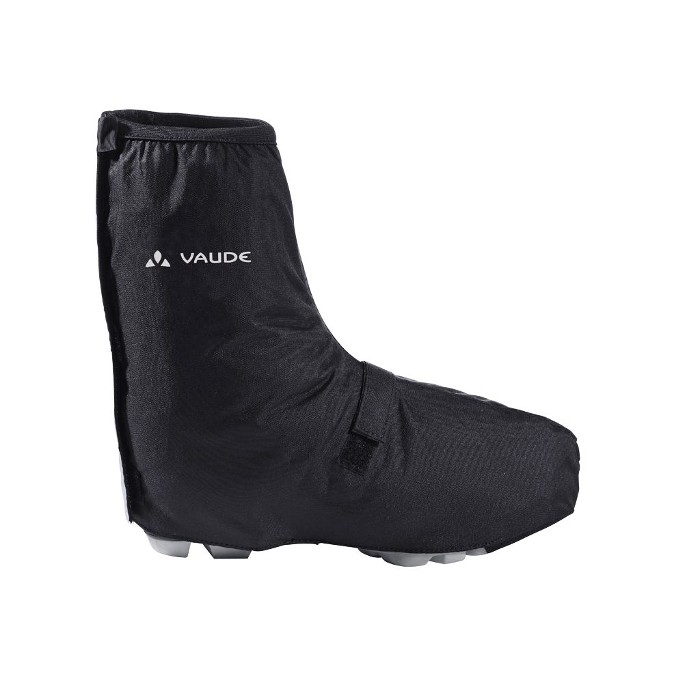 Vaude Bike Gaiter Short City Overshoes  - Black