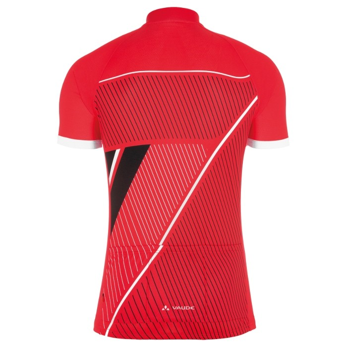 Vaude Men's Argus Jersey 05580 - Red