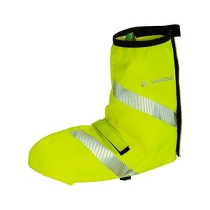 Vaude Luminium Bike Gaiter City Overshoes - Yellow