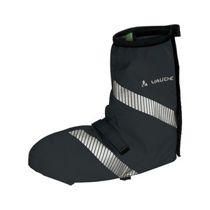 Vaude Luminium Bike Gaiter City Overshoes - Black