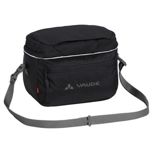 Vaude Road I Handlebar Bag - Black