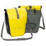 Vaude Aqua Front Bike Panniers - Yellow - Pair