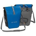 Pair of Vaude Aqua Front Saddlebags - Vol. 28 l - Blue