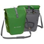 Vaude Aqua Back Bike Panniers - Green - Pair