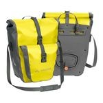 Vaude Aqua Back Plus Bike Panniers - Yellow - Pair