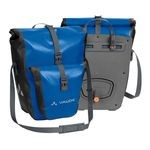 Vaude Aqua Back Plus Bike Panniers - Vol. 51 l - Blue - Pair