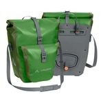 Vaude Aqua Back Plus Bike Panniers - Green - Pair