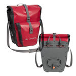 Vaude Aqua Back Plus Bike Panniers - Red - Pair