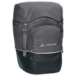 Vaude Road Master Front Bike Bag - Black 12408 - Pair