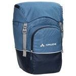 Vaude Road Master Front Bike Bag 12408 - Blue - Pair