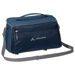 Vaude Road Master Shopper Bike Bag - Blue