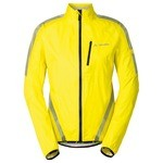 Vaude Women's Luminium Performance Jacket Rainjacket - Canary