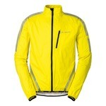 Vaude Men's Luminium Performance Jacket Rainjacket - Canary