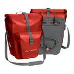 Pair of Vaude Aqua Back Plus Travel Bags - Lava