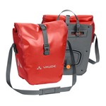 Pair of Vaude Aqua Front travel Bags - Lava