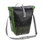 Vaude Aqua Back Print Single travel Bag - Black-Green