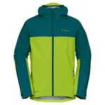 Vaude Men's Moab  MTB rain Jacket - 40848 - Cactus/Green