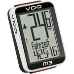 VDO M3 WL Bike computer - Temperature
