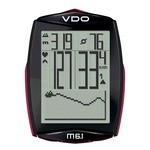 VDO M6.1 WL Bike computer - Heart rate & Altimeter [Option]