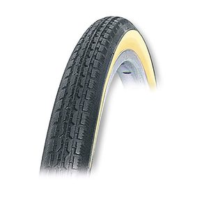 Vee Rubber Tire 26' (650x35B) - Black/Beige