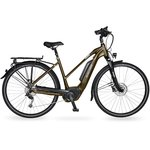 AEB400 - Shimano Deore Mix 9V  + Antivol + Chargeur 4A