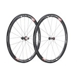 Vision Metron 40 Clincher Wheelset - White Label
