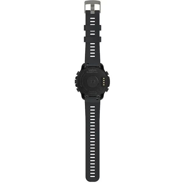 Wahoo ELEMNT Rival GPS Watchband Dark Grey