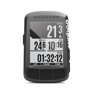 Wahoo Fitness Elemnt Bolt Stealth Edition Bike Computer GPS