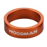Alloy Spacer Woodman 1' 1/8 - 10 mm (Orange)