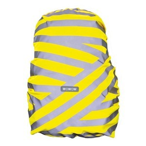 Wowow Bag Cover Berlin Sreet Line Jaune
