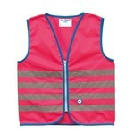 Wowow Reflective jacket Children Pink
