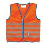 Wowow Reflective jacket Children Orange