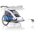 XLC Child Bike trailer Duo BS-C02 20