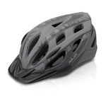 XLC BH-C19 Bike Helmet - Black/Anthracite