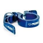 XLC PC-L04 Seatpost Clamp - Blue
