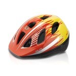 XLC BH-C16 Bike Helmet - Red/Yellow