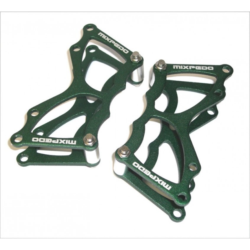 Flat pedals accessories :: Xpedo cales de rechange Faceoff MX 13