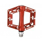 Xpedo MTB Pedals  Utmost XMX16AC 9/16 red