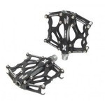 Xpedo MTB Pedals  MX 13 Faceoff 9/16 Black