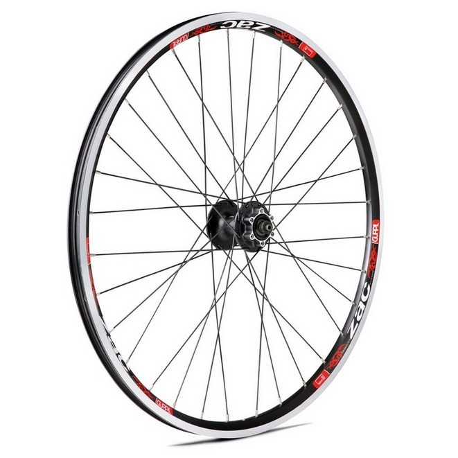 Front Wheel mtb double wall 6 T