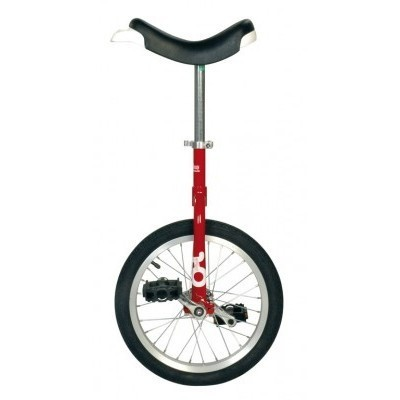 unicycle :: Monocycle OnlyOne 16 rouge 19775 avec jante en alu