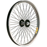 Rear Wheel BMX 20x2.125 AXE 9.5-48