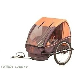 Child Bike trailer xxcycle