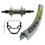 Wheel Rear MTB double wall